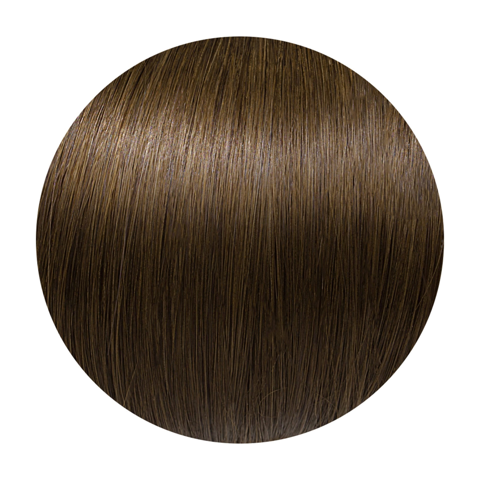 Espresso Natural Wave Tape Hair Extensions Ultimate 21.5-22 Inches