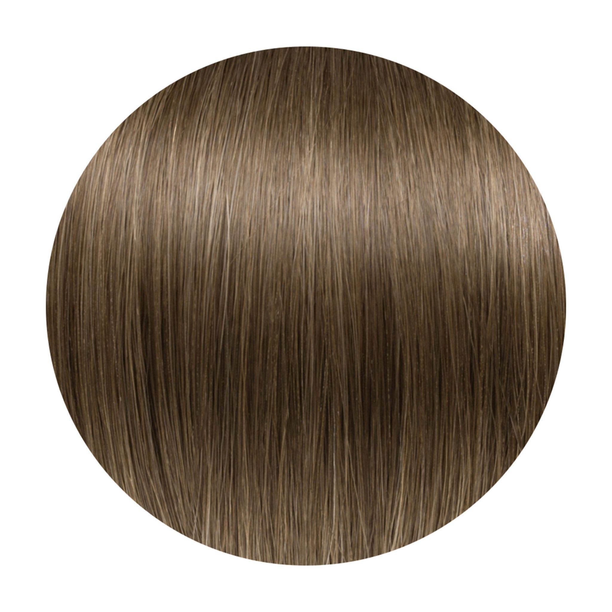 Coffee n Cream Natural Wave Tape Hair Extensions Ultimate 21.5-22 Inches