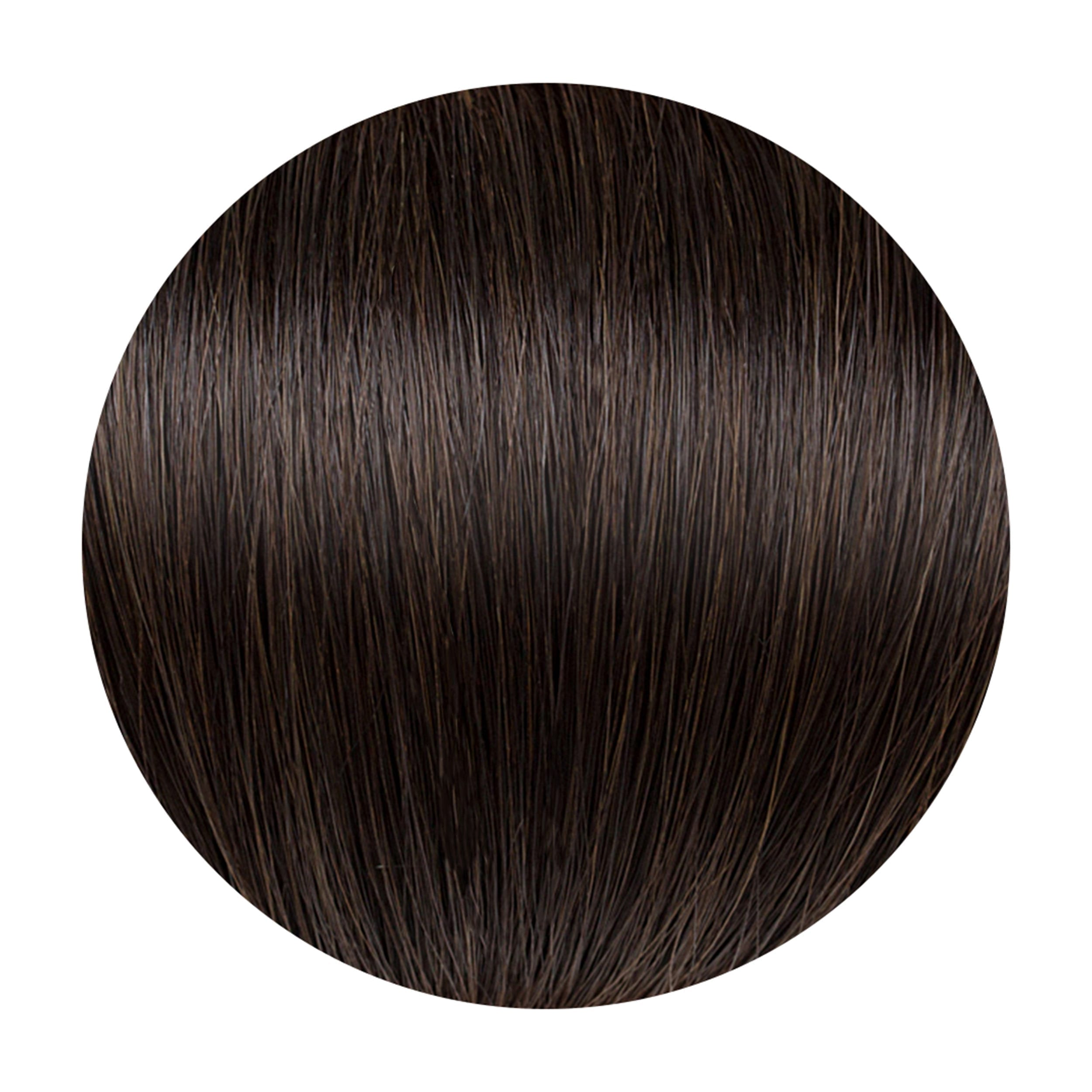 Ritzy Human Hair Extensions Clip in 1 Piece