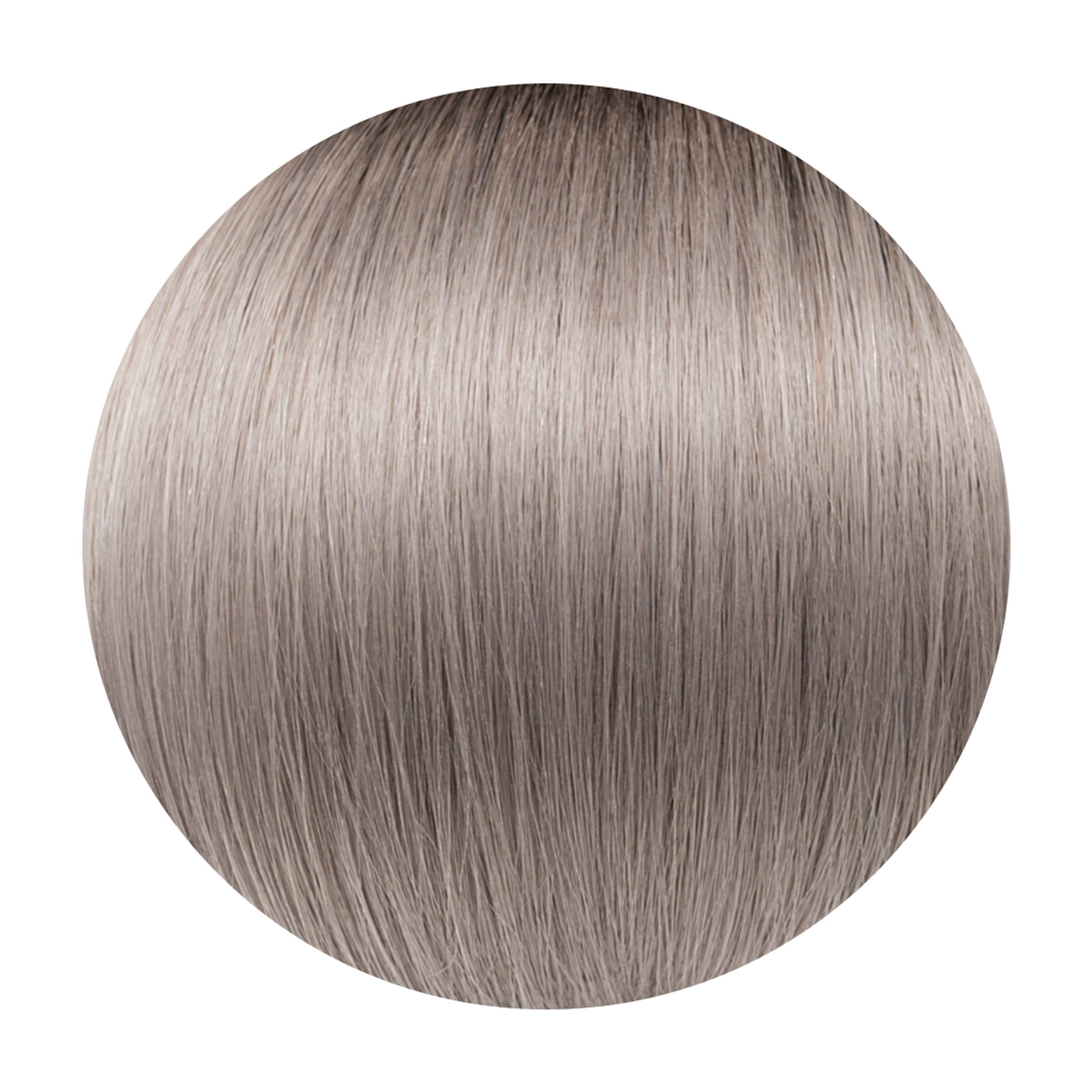 Salt n Pepper Balayage Colour Human Hair Extensions Clip in 1 Piece