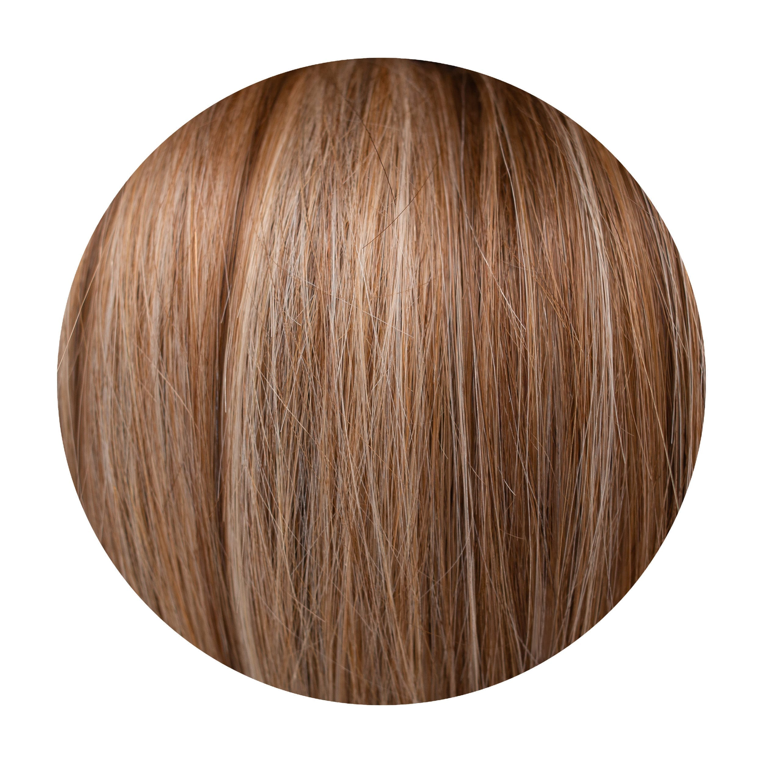 Vanilla Blend Piano Colour Human Hair Extensions Clip in 1 Piece